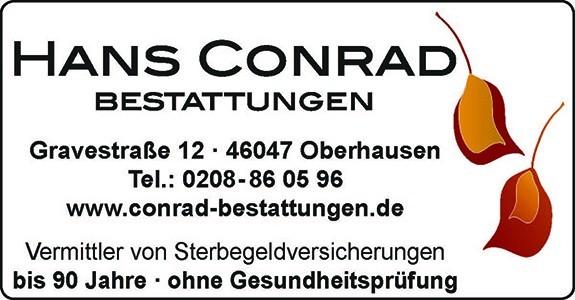 Bestattungen Hans Conrad